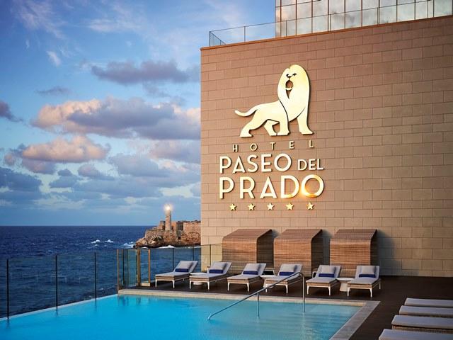 Combiné SO Paseo del Prado La Habana 5* - Pullman Cayo Coco 5*